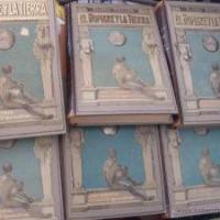 Élisée Reclus – El hombre y la tierra (6 tomos)