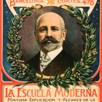Francisco Ferrer i Guardia – La Escuela Moderna (Libro y documental)